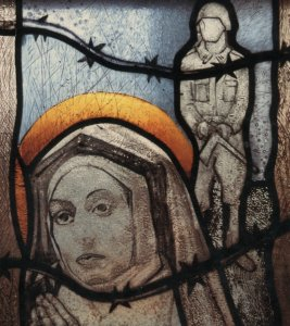 Le cas d'Edith Stein (Sainte Thérèse de la croix) Camps-16bb8