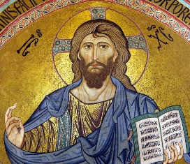 Christ Pantocrator Copie