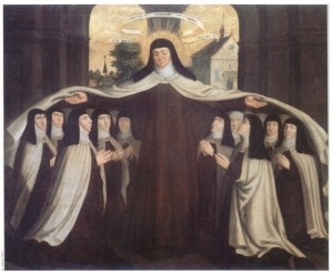Toile ste therese d avila